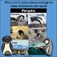 Penguins Mini Book for Early Readers