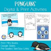 Penguins Mini Books