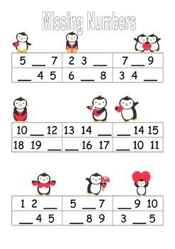 Penguins - Missing Number