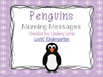 Penguins - Morning Messages