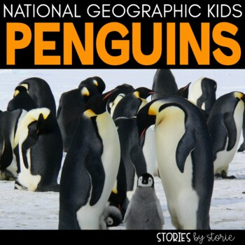 Penguins (National Geographic Kids Book Companion)