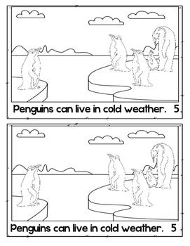 Penguins Non-Fiction Emergent Reader