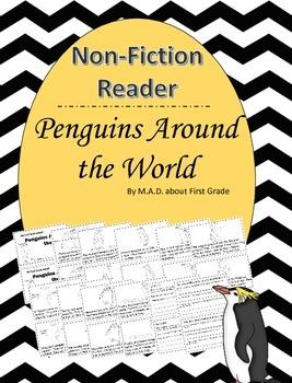 Penguins Nonfiction CLOSE Book
