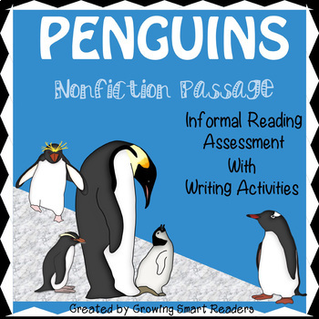 Penguins: Fluency and Writing