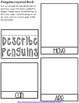 Penguins Paired Text Fact File or Lapbook