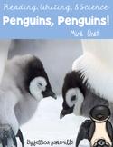 Penguins, Penguins, Penguins Mini Science Unit