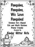 Penguins, Penguins, We Love Penguins!