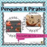 Penguins & Pirates Freebie