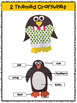 Penguins: Reading Comprehension, Writing and Craftivities