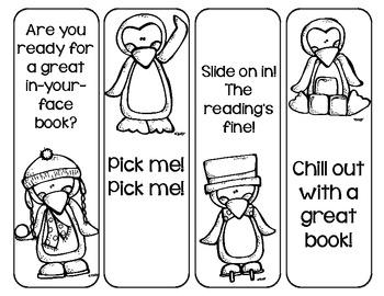 Penguins Read, Too.