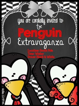 You Are Cordially Invited To: The Penguin Extravaganza