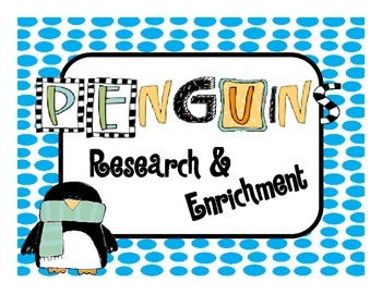 Penguins Research and Enrichment