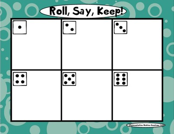 "Penguins: ""Roll, Say, Keep!"""