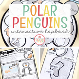 PENGUIN SCIENCE INTERACTIVE LAPBOOK