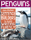 Penguins Sentence Builders