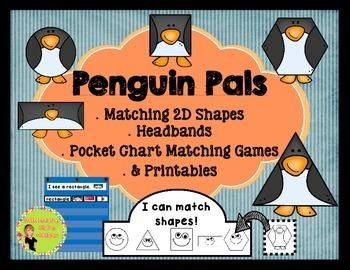 Penguins Shapes