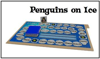 Penguin's Sight Words