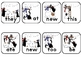 Penguins' Snow Day Fun Primer Sight Word Practice Game