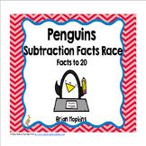 Penguins Subtraction Race
