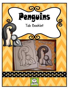 Penguins Tab Booklet