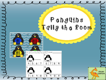 Penguins Tally the Room/Count the Room
