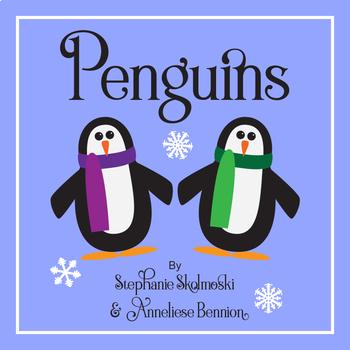 Penguins Music & Activities