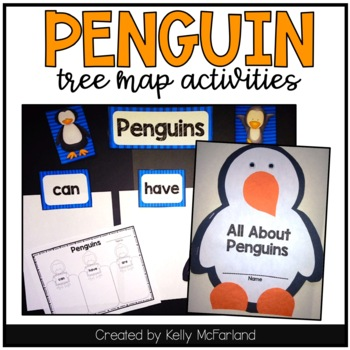 Penguins {Tree Map Activities}