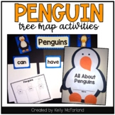 Penguins {Tree Map Activities}