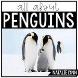 Penguins Unit   Digital Activities for Google Slides™ Included