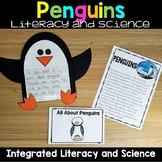 Penguins Arctic and Antarctic Nonfiction Unit