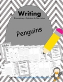 Penguins Writing Informative Opinion Narrative