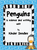 Penguins ~ a science and writing unit