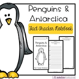 Penguins and Antarctica Research Guide {Fact Tracker}