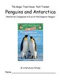 Magic Tree House Fact Tracker... Penguins and Antarctica -- A Literature Study