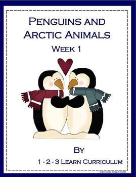 Penguins and Arctic Animals Bundle