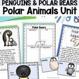 Penguins and Polar Bears - A Winter Animals Unit