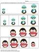 Kindergarten Winter Math & Literacy Centers Activities Games & Worksheets BUNDLE