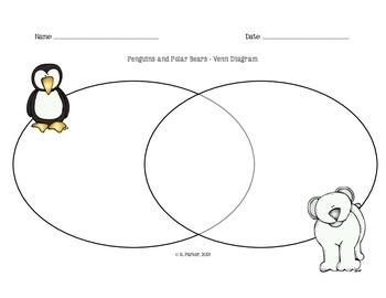 original 1051059 1 penguins and polar bears venn diagram by the write combo tpt