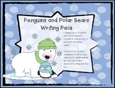 Penguins and Polar Bears Writing Pack