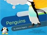 Penguins by Johana Zegarra