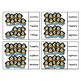 Penguins on Ice Counting Clip Cards - Fun for Math Centers!