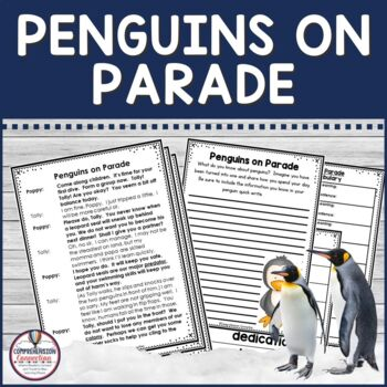 Partner Play: Penguins on Parade