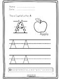 Penmanship Practice A-C
