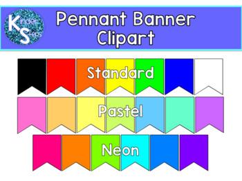 Pennant Banner Clipart