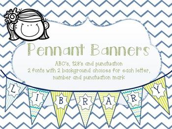Pennant Banner Scrapbook Set
