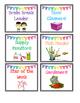 Pennant Classroom Job Cards