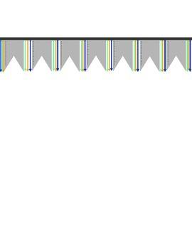 Pennant Header Paper