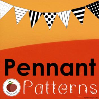 Pennant Patterns *Freebie*