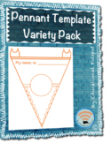 Pennant Template Variety Pack