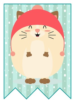 Pennant : Winter - Cuddly Cats